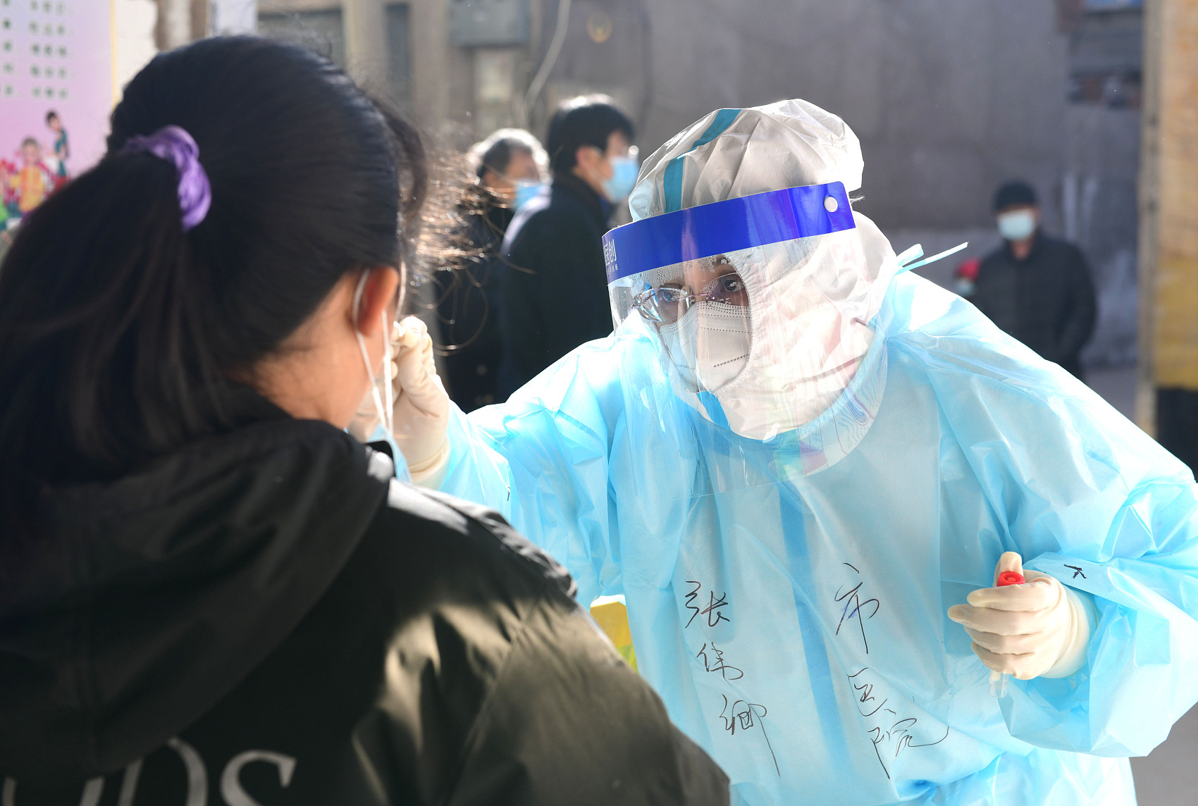 China's Shijiazhuang reports no new COVID-19 cases