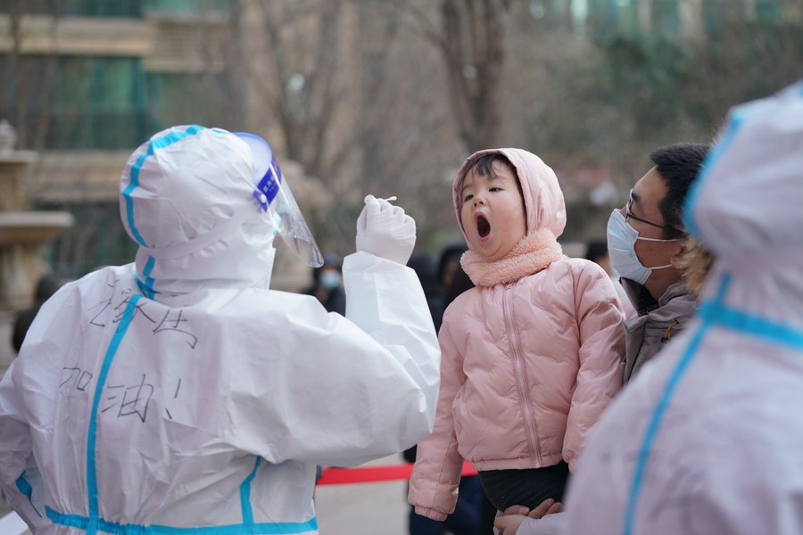 China's Hebei reports 1 new COVID-19 case