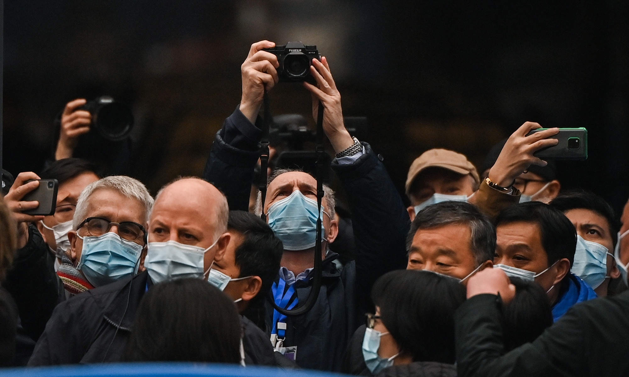 WHO expert team's visit to cold food area in Wuhan markets raises hypothesis again about virus sources