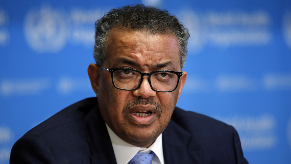 WHO chief warns against dangers of 'vaccine nationalism'