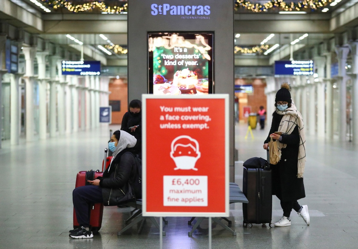 Restrictions to remain until COVID-19 pandemic over globally: UK expert