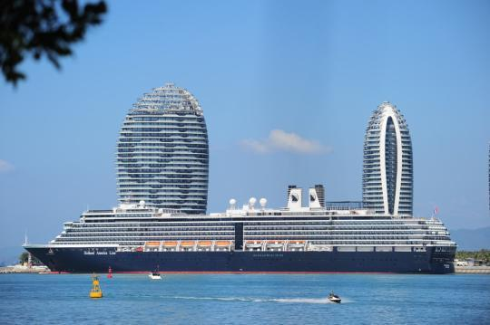 New industry catalogue encourages investment in Hainan port