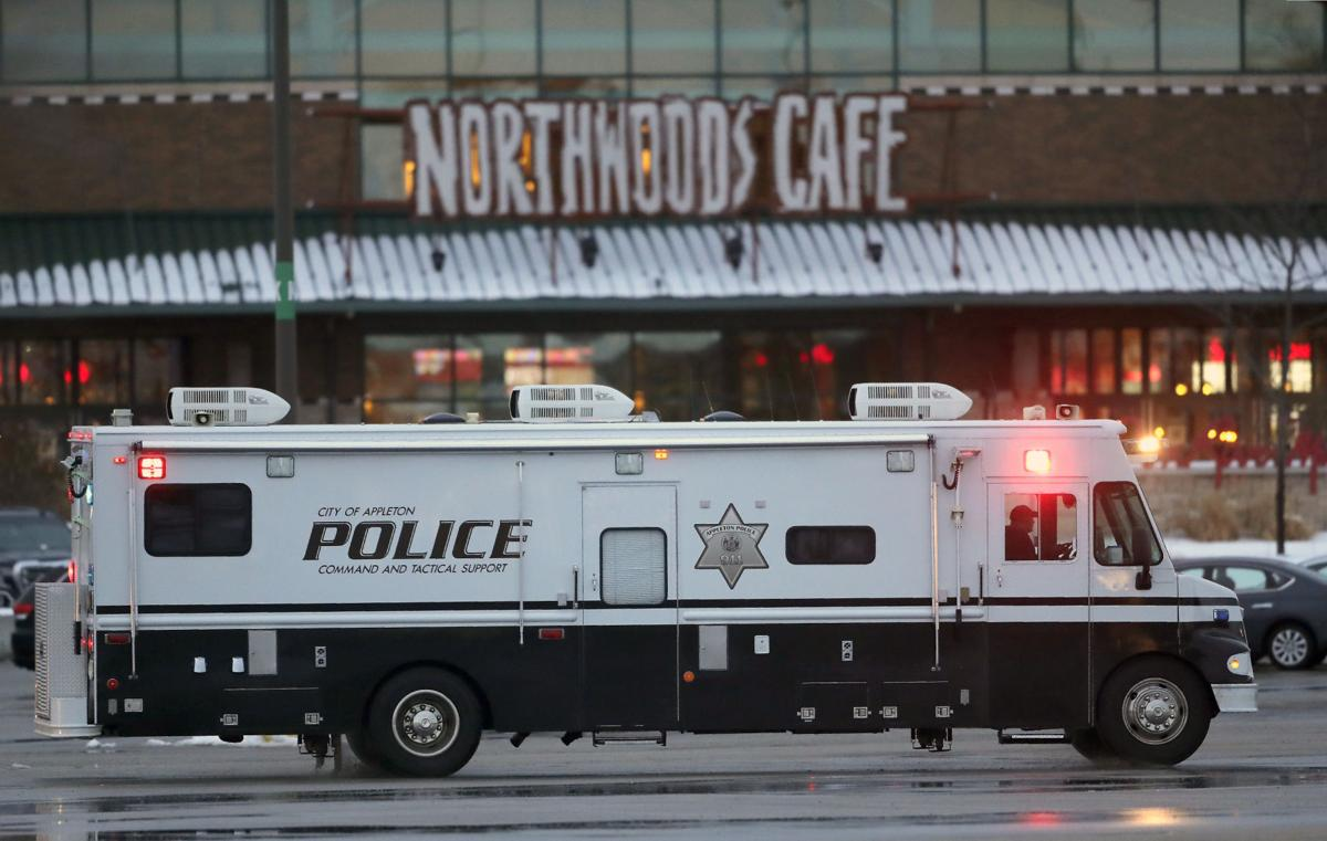 One dead, one injured in Wisconsin mall shooting