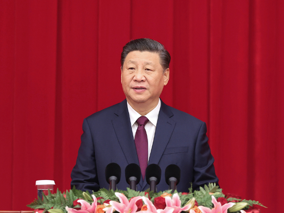 Xi attends Chinese New Year gathering, extends greetings to non-CPC personages