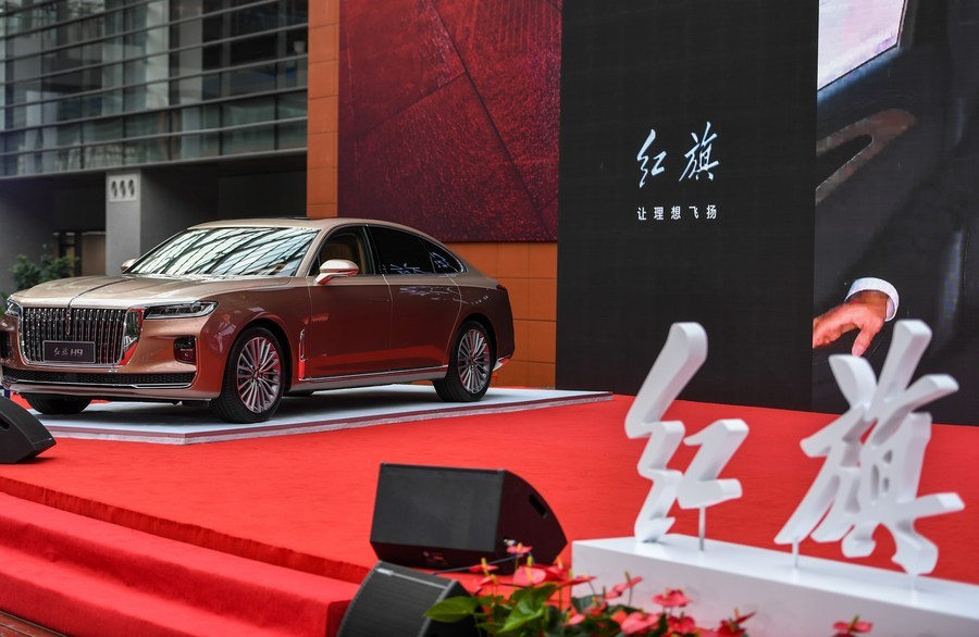 China's luxury cars see sales surge in 2020