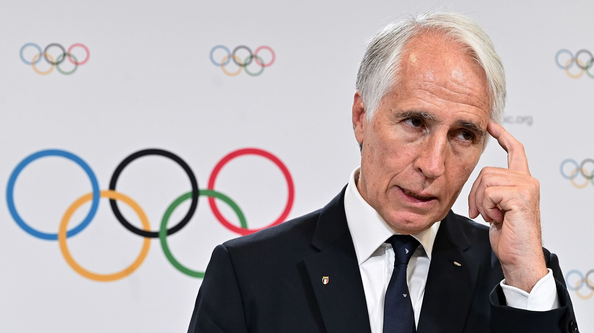 Italian Olympic chief: we never seek vaccine priority for athletes
