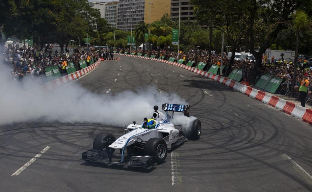 Rio de Janeiro gives up F1 chase