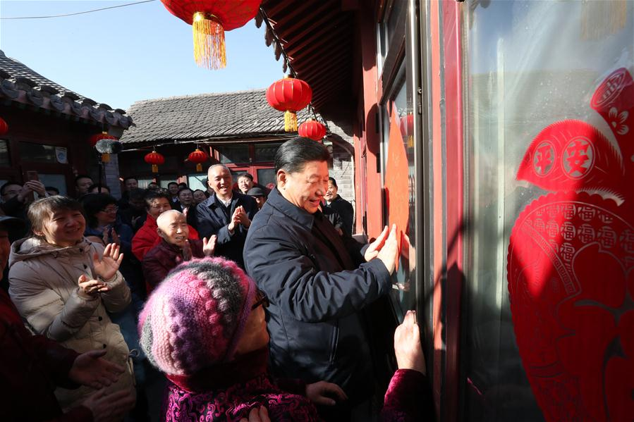 Xi's stories: Renovation of old communities and shanty areas