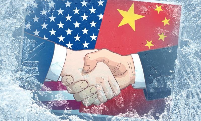 China to send 'friendly message but draw bottom line' to US via senior diplomat's speech