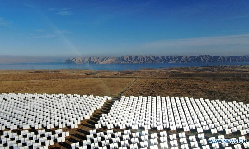China's Qinghai generates more electricity using clean energy in 2020