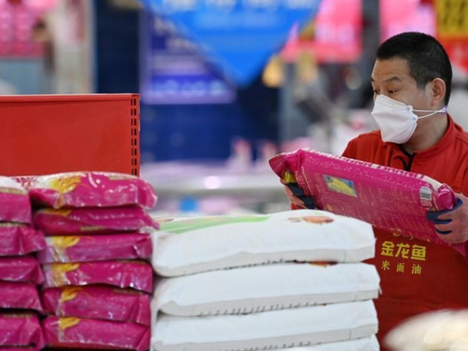 Online sales of holiday-related goods surge ahead of Chinese New Year