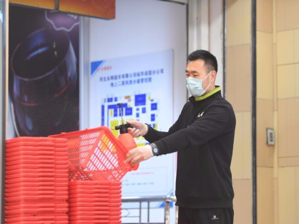 Life gradually returns to normal in Shijiazhuang as it reports no new COVID-19 cases