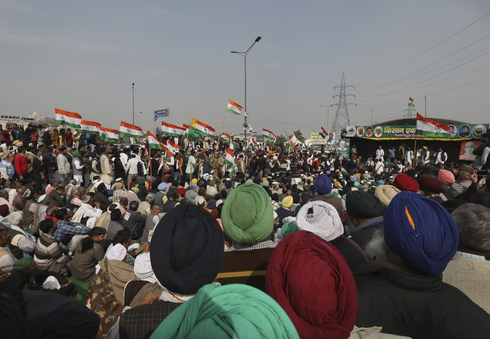 India sharply reacts to global personalities' utterances on farmers' protests