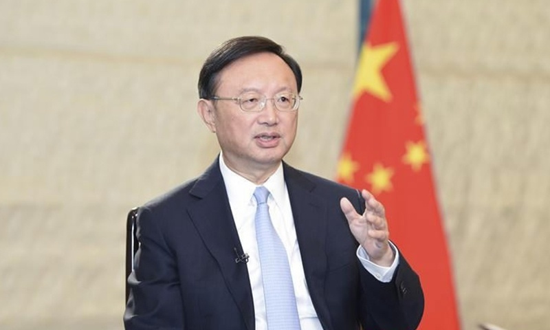 China's chief diplomat urges US to remove 'stumbling blocks' for exchanges