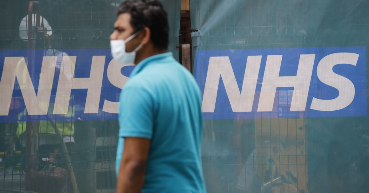 Coronavirus infection rate in UK 'still alarmingly high': PM