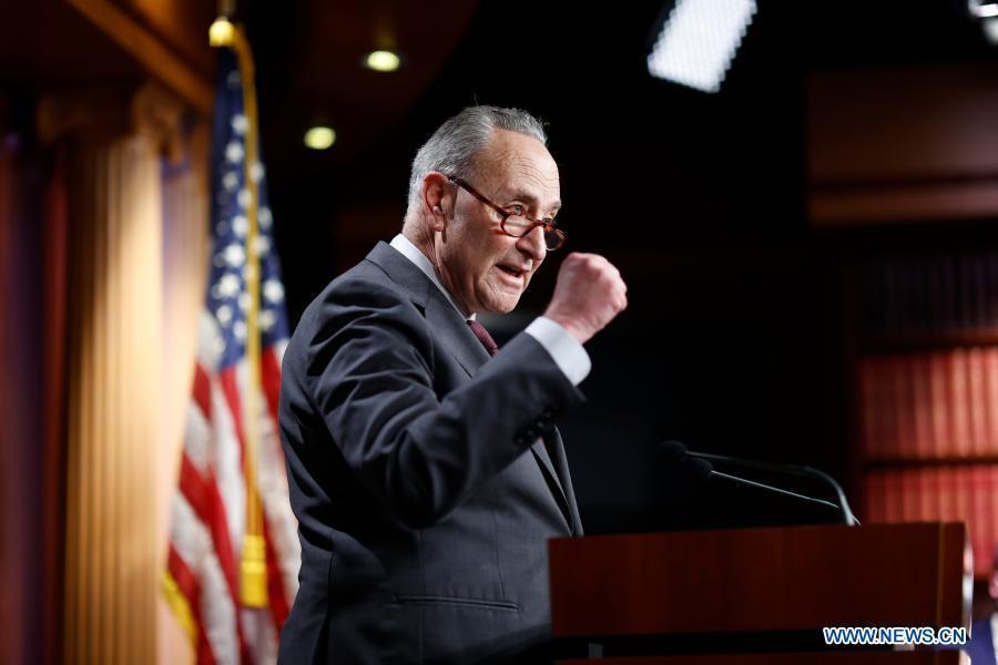 US Senate leaders reach power-sharing resolution
