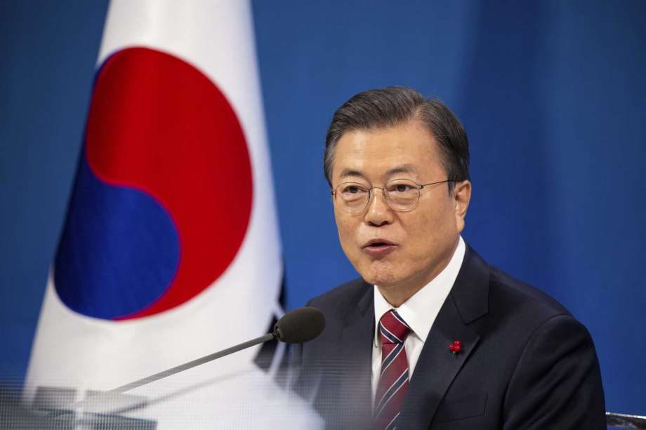 S. Korean president's approval rating falls to 39.0 pct: poll