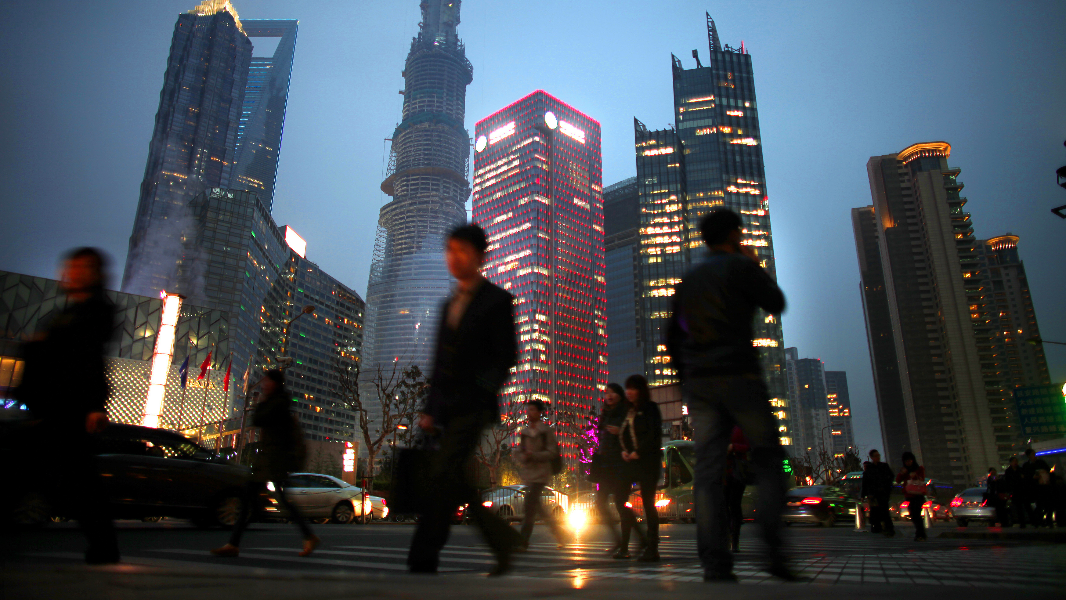 China's Q1 GDP likely to log double-digit growth