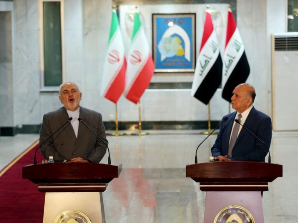 Iran, Iraq discuss bilateral ties, regional stability
