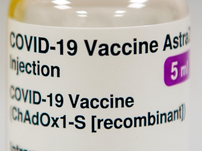 Oxford vaccine helps to limit transmission
