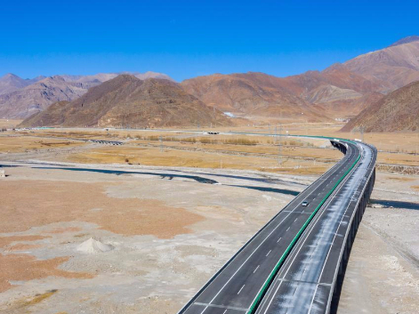 China strengthens infrastructure investment in Tibet