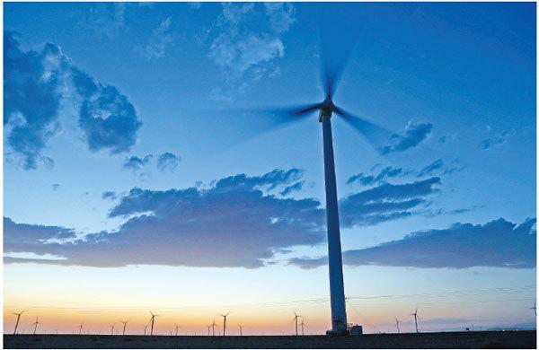Huge potential seen in wind, solar power growth