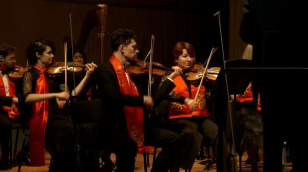 Sino-Russian holiday concert to be shown online