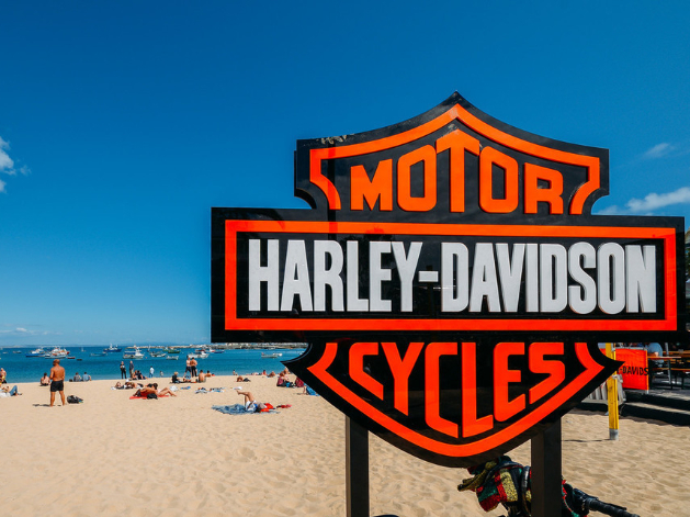 Harley-Davidson rides off from Amazon