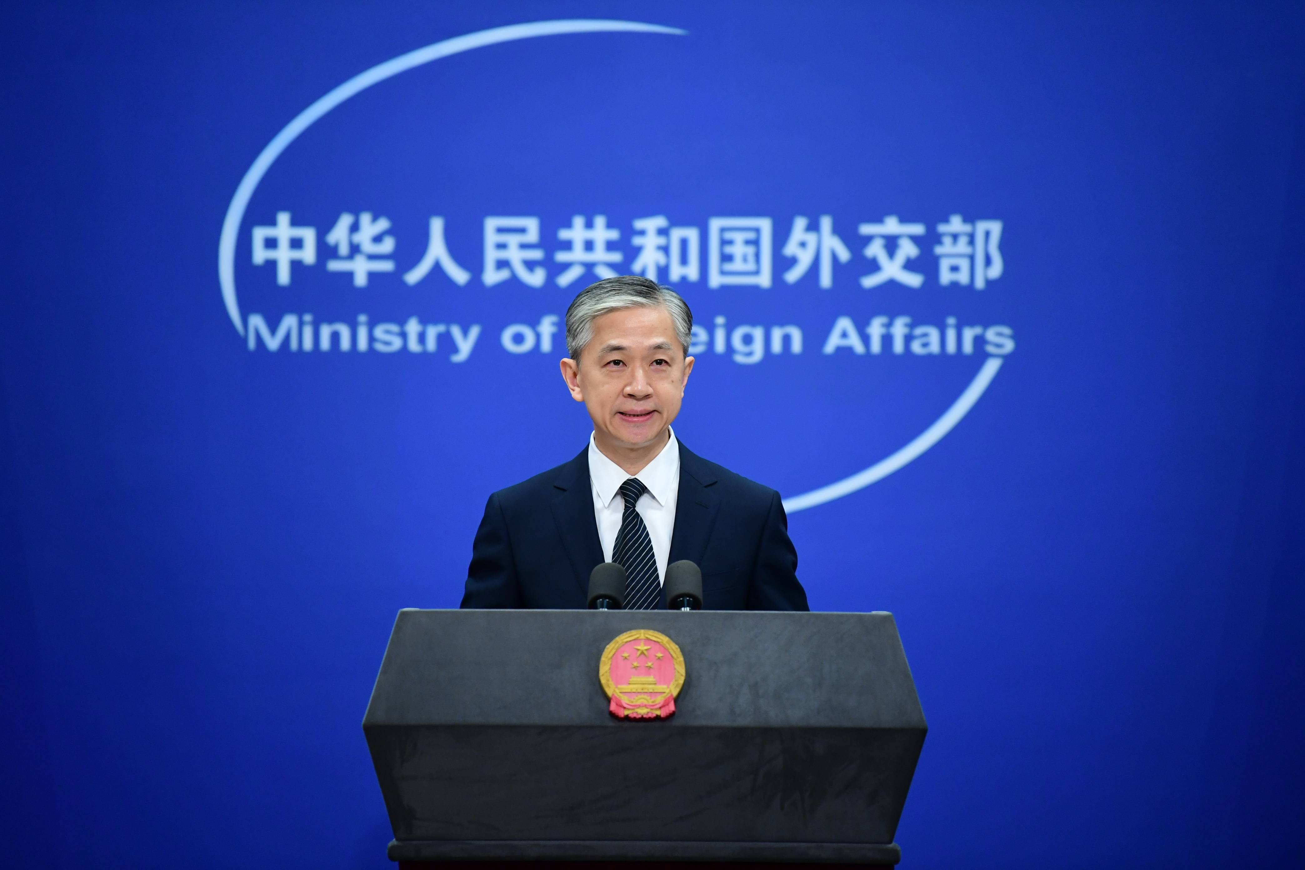 China urges UK to correct mistakes, stop political manipulation