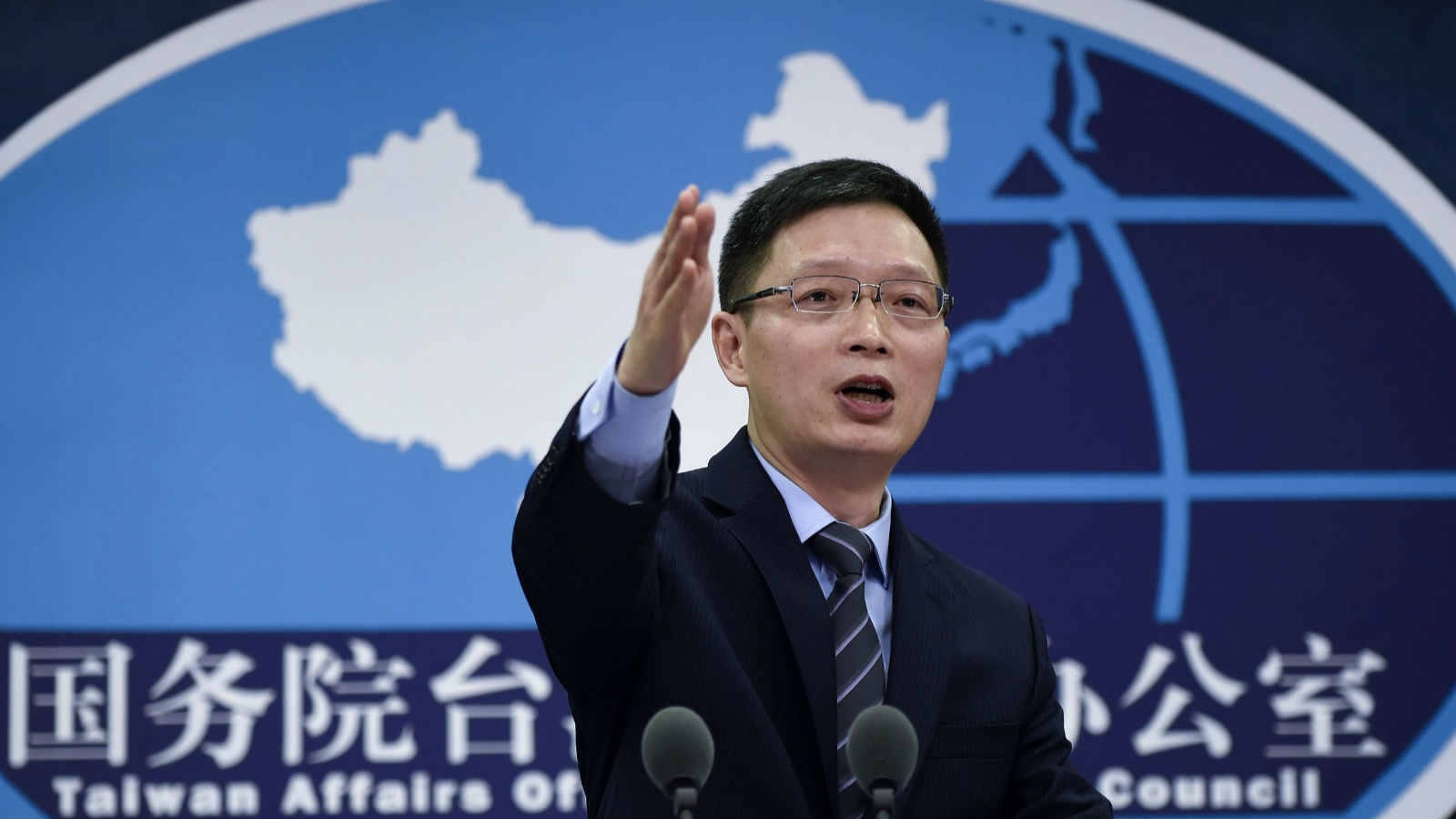 DPP's clinging to 'Taiwan independence' abominable: spokesperson