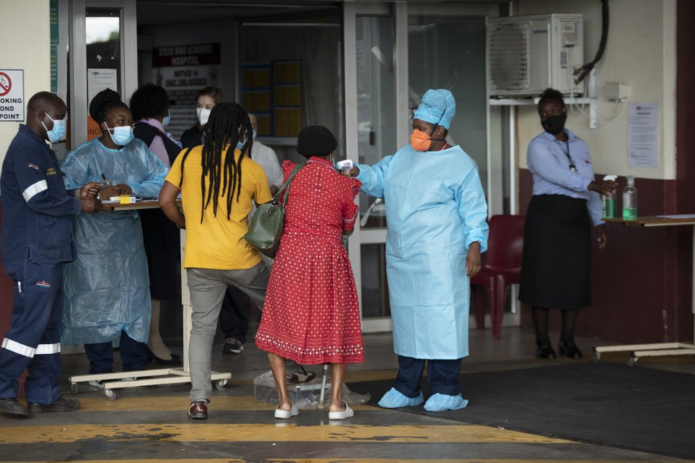 The latest: COVID-19 outbreak worldwide (Updated February 6)