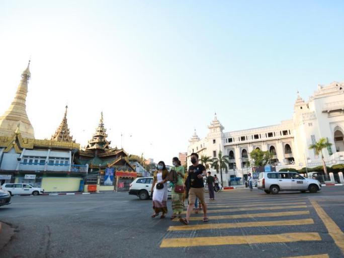 Myanmar renames president's office, union gov't office