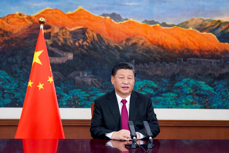 Xi's address at WEF Virtual Event of Davos Agenda published