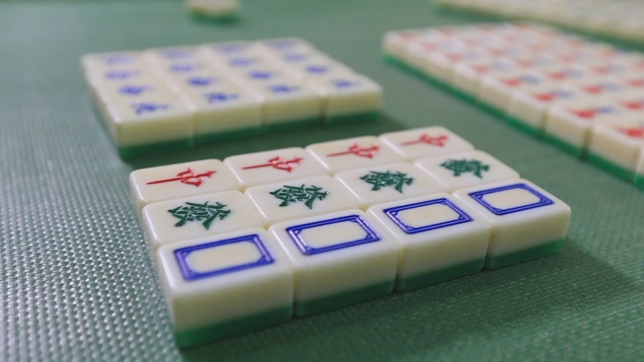 Mahjong machines record 130% surge in sales