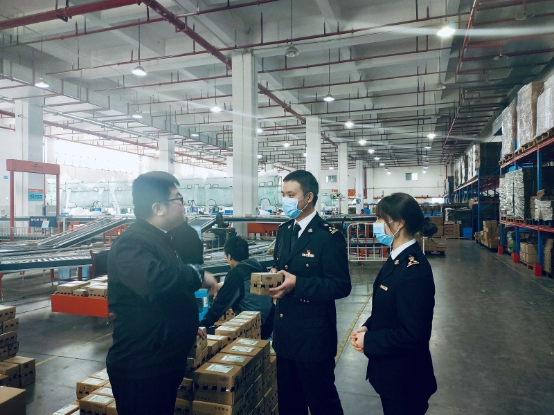 Customs facilitates cross-border trade to optimize business environment in SW China