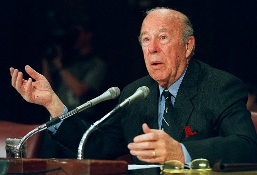 FM spokesperson: China deeply mourns for passing of former US Secretary of State George Shultz