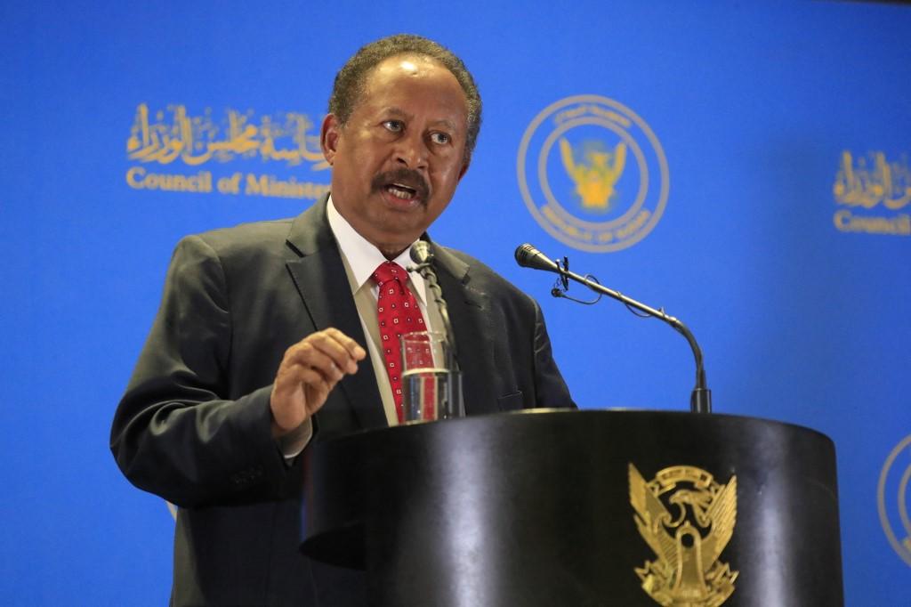 Sudan's PM announces new cabinet