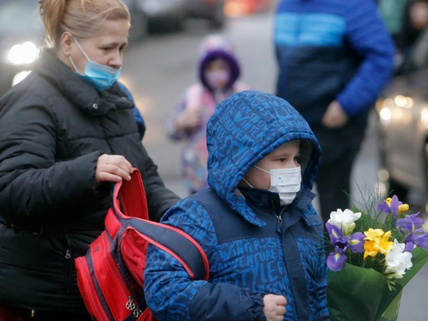 Europe begins cautiously reopening schools