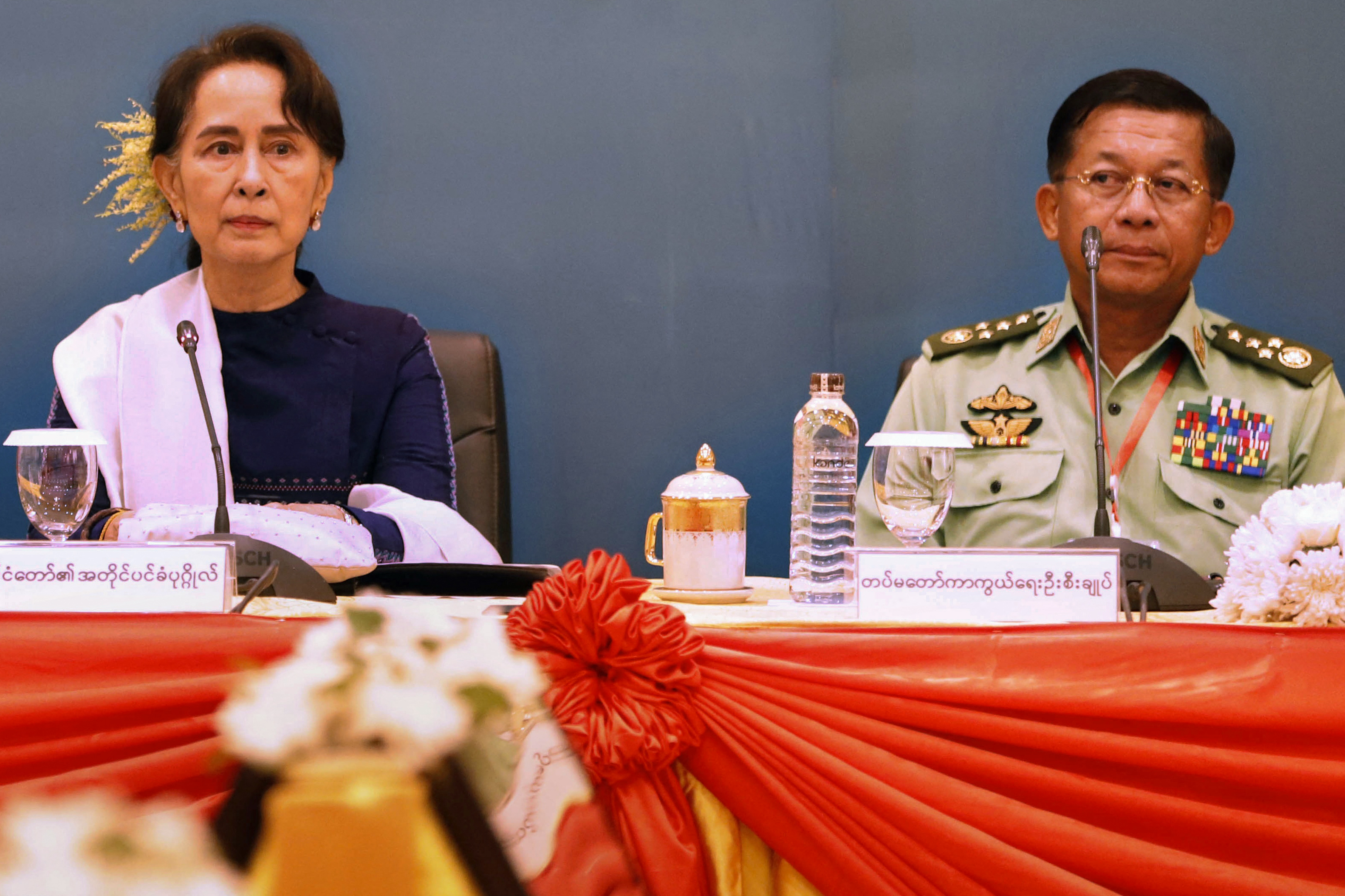Myanmar to have friendly cooperation with all countries: Commander-in-Chief