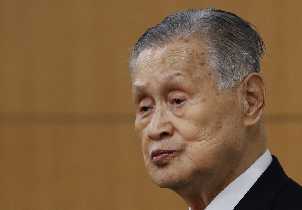 Tokyo 2020 organizers to hold special meeting discussing Mori's remarks