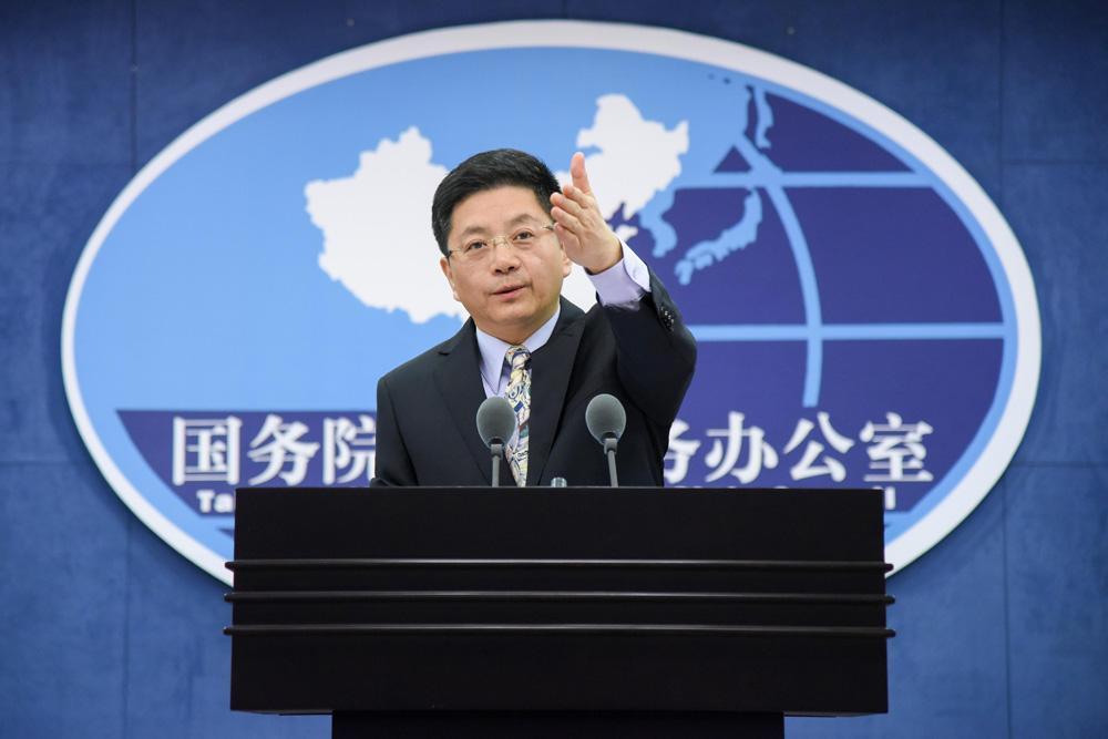 Mainland spokesperson slams DPP's attempts to distort facts
