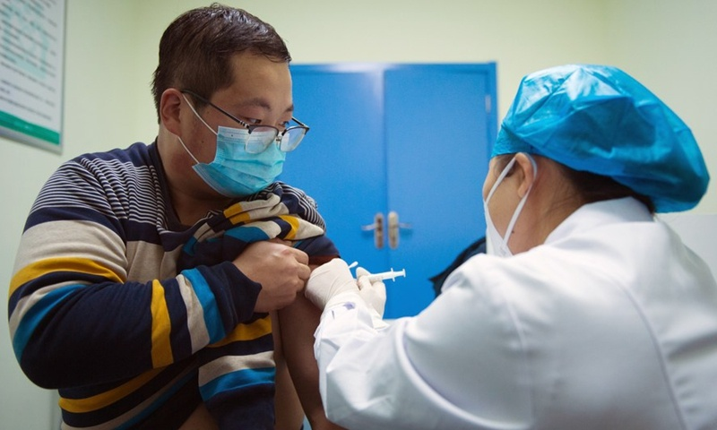 China has administered 40.52 million doses of COVID-19 vaccines for key groups