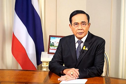 Myanmar's military leader asks Thai PM's support for democracy