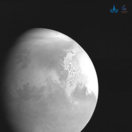 China's Tianwen 1 probe set to reach Martian orbit
