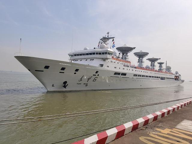 Chinese tracking vessel sets sail for monitoring missions in Indian Ocean
