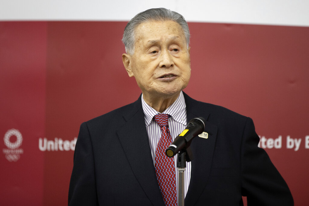 Tokyo 2020 chief Mori makes 'deepest apologies' about sexist remarks