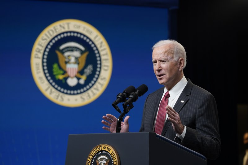 Biden orders sanctions against Myanmar after military coup