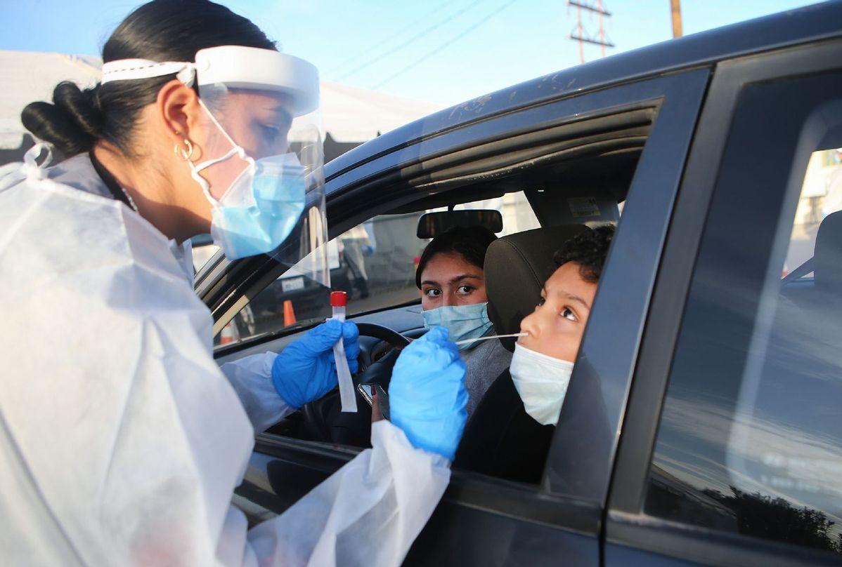More coronavirus variants spread in US