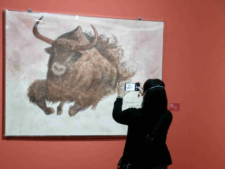National Art Museum of China celebrates Year of the Ox