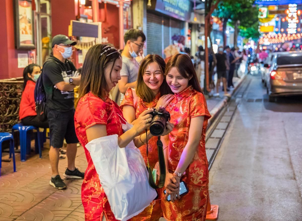 Chinese New Year celebrated around the world